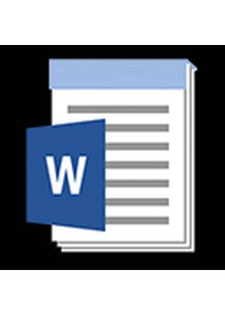 Microsoft Word advanced features for authors