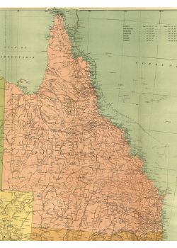 Researching land records in Queensland