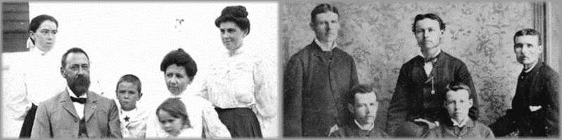 Families: Byrne family; Scott family. State Library of Queensland.